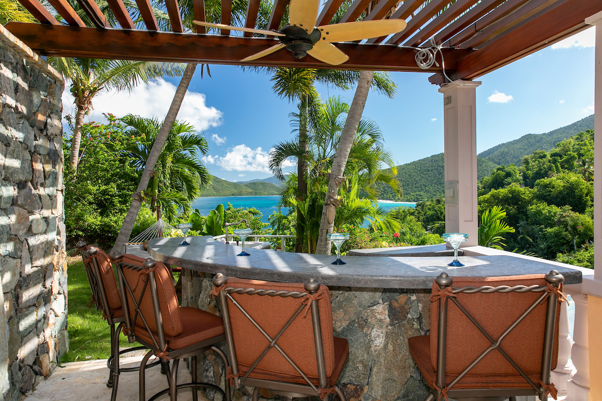 Luxury Beachfront Villa Rental In St. John USVI